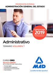 Administrativo de la Administración General del Estado. Promoción Interna - Ed. MAD