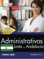 Administrativos de la Junta de Andalucía. Turno Libre - EDITORIAL CEP