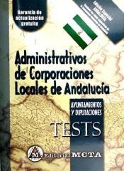 Administrativos de corporaciones locales de Andalucía: tests