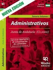 Administrativos de la Junta de Andalucía - Ediciones Rodio