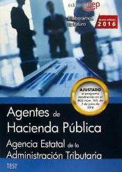 Agentes de Hacienda Pública. Agencia Estatal de la Administración Tributaria. Test