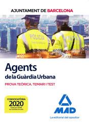 Agents de La Guàrdia Urbana de L'ajuntament de Barcelona - Ed. MAD