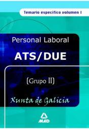 ATS/DUE Xunta de Galicia - Ed. MAD