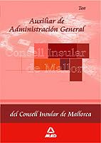 Auxiliar de Administración General del Consell Insular de Mallorca: Test