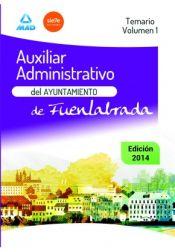 Auxiliar Administrativo del Ayuntamiento de Fuenlabrada - Ed. MAD