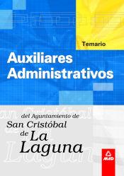 Auxiliar administrativo del Ayuntamiento de la Laguna - Ed. MAD