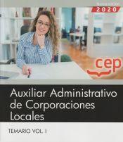 Auxiliar Administrativo de Corporaciones Locales - EDITORIAL CEP
