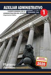 Temario de oposiciones - AUXILIAR ADMINISTRATIVO DE LA