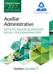 Auxiliar Administrativo del Instituto Insular de Atención Social y Sociosanitaria - Ed. MAD