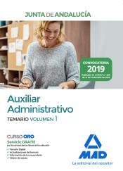 Auxiliar Administrativo de la Junta de Andalucía (Turno libre) - Ed. MAD
