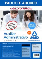 Auxiliar Administrativo de la Junta de Comunidades de Castilla-La Mancha de Ed. MAD