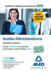 Auxiliar Administrativo del Servicio Andaluz de Salud (SAS) - Ed. MAD