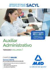 Auxiliar Administrativo del Servicio de Salud de Castilla y León (SACYL) - Ed. MAD
