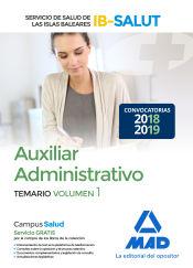 Auxiliar Administrativo del Servicio de Salud de las Illes Balears (IB-SALUT) - Ed. MAD