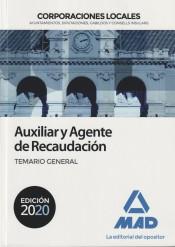 Auxiliares y Agentes de Recaudación de Corporaciones Locales - Ed. MAD