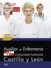 Auxiliar de Enfermería de la Administración de la Comunidad de Castilla y León. Test de Editorial CEP, S.L.