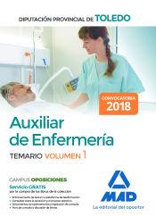 Auxiliar de Enfermería de la Diputación Provincial de Toledo - Ed. MAD