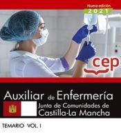 Auxiliar de Enfermería Junta de Comunidades de Castilla-La Mancha - EDITORIAL CEP