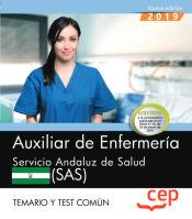 Auxiliar de Enfermería del Servicio Andaluz de Salud (SAS) - EDITORIAL CEP