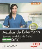 Auxiliar de Enfermería. Servicio Andaluz de Salud. SAS. Test específico de EDITORIAL CEP