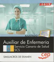 Auxiliar de Enfermería. Servicio Canario de Salud. SCS. Simulacros de examen de EDITORIAL CEP