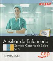 Auxiliar de Enfermería. Servicio Canario de Salud. SCS. Temario Vol. I. de EDITORIAL CEP