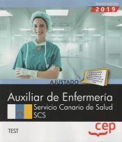 Auxiliar de Enfermería. Servicio Canario de Salud. SCS. Test de EDITORIAL CEP
