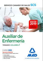 Auxiliar de Enfermería del Servicio Canario de Salud - Ed. MAD