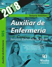 Auxiliar de Enfermería del Servicio Extremeño de Salud.Temario. Vol. 1. de Rodio Ediciones