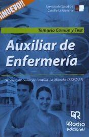 Auxiliar de Enfermería del Servicio de Salud de Castilla-La Mancha (SESCAM) - Rodio