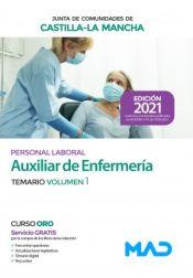 Auxiliar de Enfermería. Personal Laboral de la Junta de Comunidades de Castilla-La Mancha - Ed. MAD