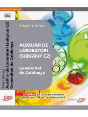 Auxiliar de Laboratori de la Generalitat de Catalunya (Subgrup C2). Temari General