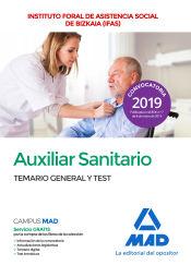 Auxiliar Sanitario del Instituto Foral de Asistencia Social de Bizkaia (IFAS) - Ed. MAD