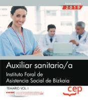Auxiliar sanitario/a. Instituto Foral de Asistencia Social de Bizkaia - EDITORIAL CEP