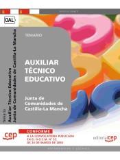 Temario de oposiciones oposicion t cnico especialista en for Auxiliar de jardin de infancia a distancia