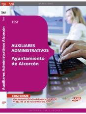 Auxiliares Administrativos del Ayuntamiento de Alcorcón. Test