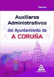 Auxiliar Administrativo del Ayuntamiento de A Coruña - Ed. MAD