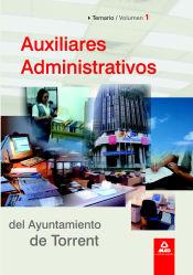 Auxiliar Administrativo del Ayuntamiento de Torrent - Ed. MAD