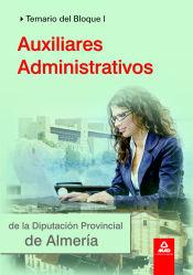 Auxiliar Administrativo de la Diputación Provincial de Almería - Ed. MAD