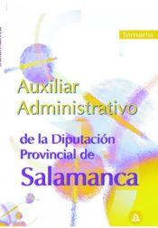 Auxiliar Administrativo de la Diputación de Salamanca - Ed. MAD