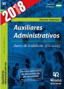Auxiliares Administrativos de la Junta de Andalucía.Temario Volumen 1 de Rodio Ediciones