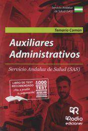 Auxiliares Administrativos del Servicio Andaluz de Salud (SAS) - Ediciones Rodio