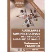 Auxiliar Administrativo del Servicio Andaluz de Salud (SAS) - Ed. Meta