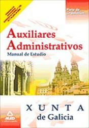 Auxiliar Administrativo de la Xunta de Galicia - Ed. MAD
