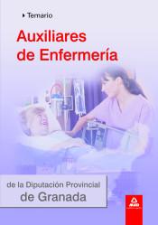 Auxiliar de Enfermería de la Diputación de Granada - Ed. MAD