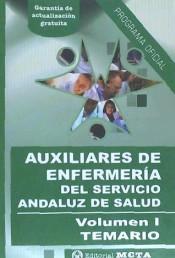 Auxiliar de Enfermería del Servicio Andaluz de Salud (SAS) - Ed. Meta