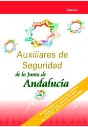 Auxiliares de Seguridad de la Junta de Andalucia. Temario