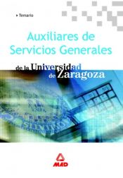 Auxiliar de Servicios Generales de la Universidad de Zaragoza - Ed. MAD
