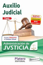 AUXILIO JUDICIAL DE LA ADMINISTRACIÓN DE JUSTICIA. TEST