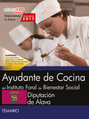Ayudante de Cocina del Instituto Foral de Bienestar Social. Diputación de Álava. Temario